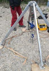 inspeccion con medicion de resistencia a traccion
